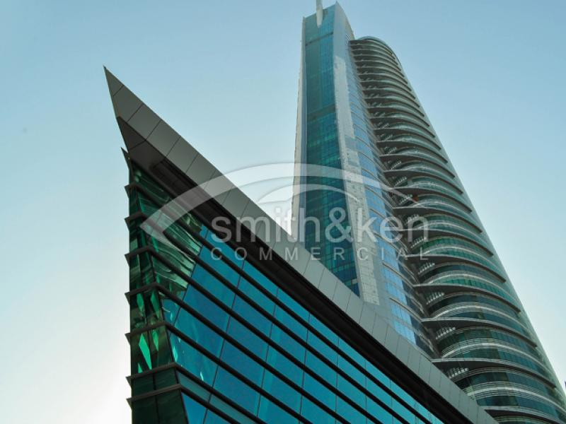 Almas Tower Office Community View 2026.21 Sq Ft None