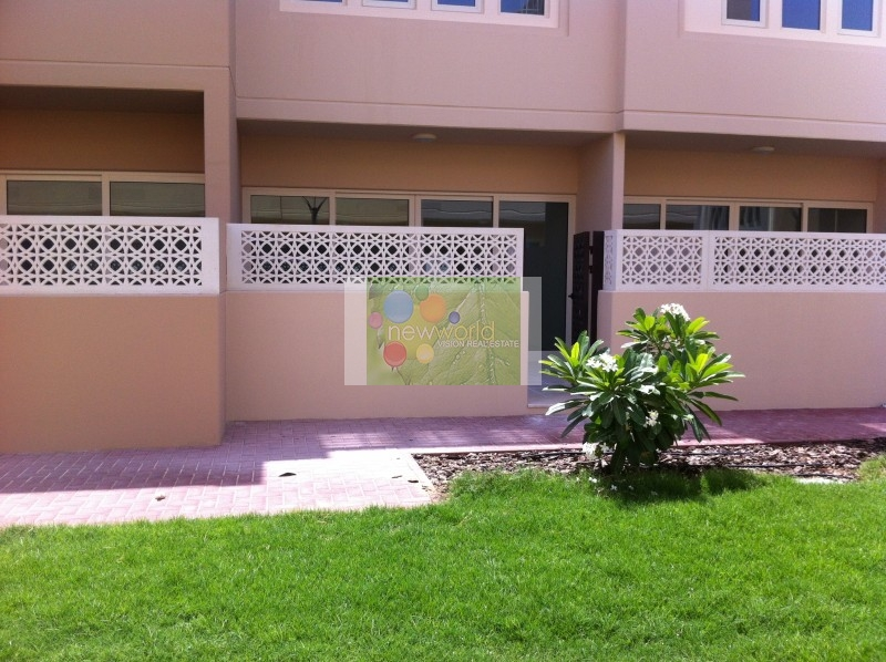 Jebel Ali Water Front-3br-Park View-Vacant